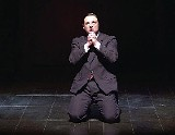 Dan McCleary in Macbeth - COURTESY KEVIN SPRAGUE OF SHAKESPEARE & COMPANY