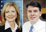 Tom Leatherwood is challenging Marsha Blackburn for her GOP seat in the 7th District - LEATHERWOOD BY JACKSON BAKER