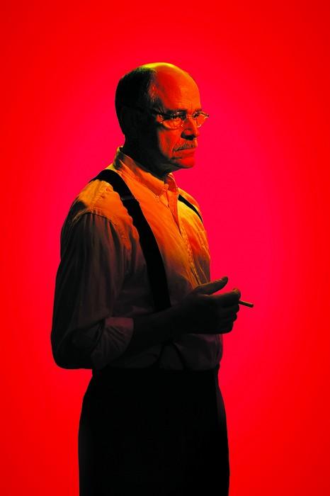 Tony Isbell ad Mark Rothko