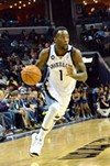 Tony Wroten got back in the game last night against Atlanta.