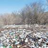 Trash cleanup mckellar lake