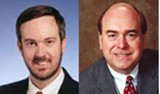 Tre Hargett and David Lillard, nominees for secretary of state and treasurer, respectively