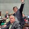 House  Democrats Laud Haslam, Look Askance at Ramsey