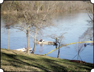 TVA's December 22nd coal-ash spill attracted an array of scientists, attorneys, politicians, and provocateurs to Kingston, Tennessee, including environmental advocate Erin Brockovich who hosted a town hall meeting. - BY CHRIS DAVIS