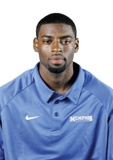 Tyreke Evans - COURTESY UNIVERSITY OF MEMPHIS