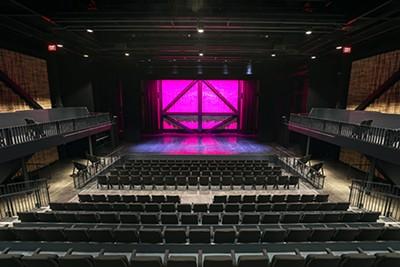 Crosstown Arts Theater - JAMIE HARMON