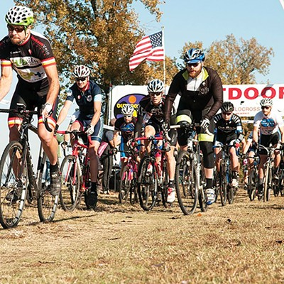 Down by the river — Cyclocross 2018 - OUTDOORS, INC. FACEBOOK