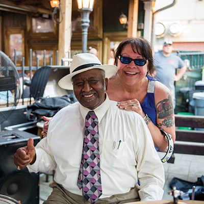 Bernard Purdie and Barbara Blue - EBET ROBERTS