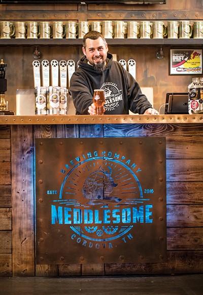 Meddlesome brewer Ben Pugh