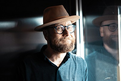 Mike Doughty - BEN STALEY
