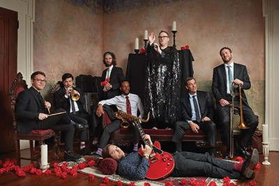 St. Paul & the Broken Bones - MCNAIR EVANS