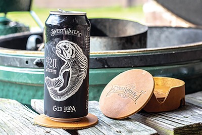 SweetWater's 420 Strain G13 IPA - SWEETWATER/FACEBOOK