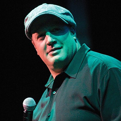 Kevin James - TOM CALTABIANO
