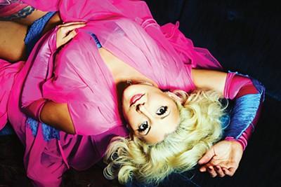 Lady Doo Moi's Naughty Nightmares - MADISON HURLEY