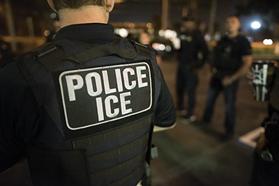 """""""We let people know that they don't have to be afraid, they have power, and they do have rights."""" - U.S. IMMIGRATION AND CUSTOMS ENFORCEMENT"""