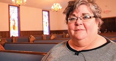 Rev. Jolinne Balentine-Downey - JULIA BAKER