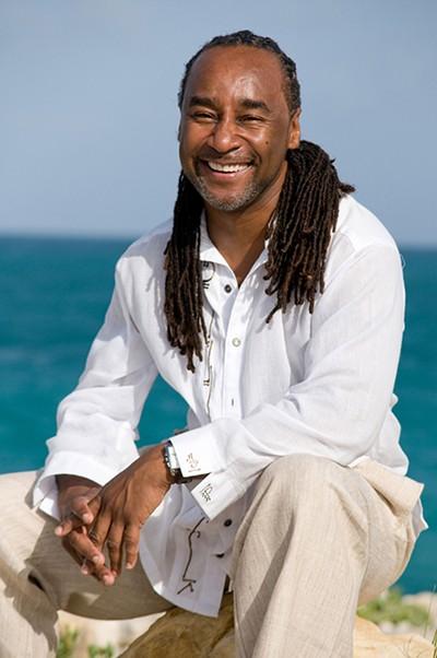 Eric Jerome Dickey - JOSEPH JONES PHOTOGRAPHY
