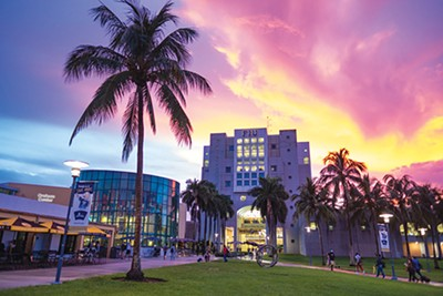 Florida International University - DAVE BEN ROBERTS  |  WIKIPEDIA