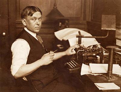 H. L. Mencken - WIKIPEDIA COMMONS