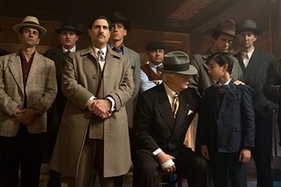 You're darn tootin' — (above, center) Jason Schwartzman leads Fargo's Fadda family.