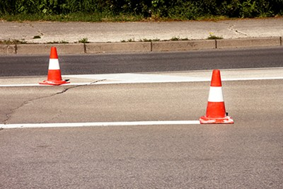 """Giving new meaning to the phrase """"stuck in traffic"""" - ZORAN MILISAVLJEVIC 