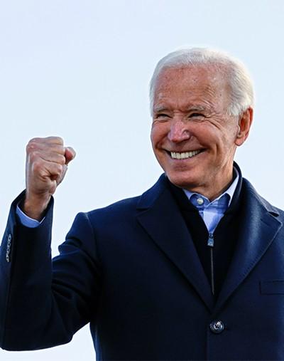 Joe Biden - REUTERS | BRIAN SNYDER