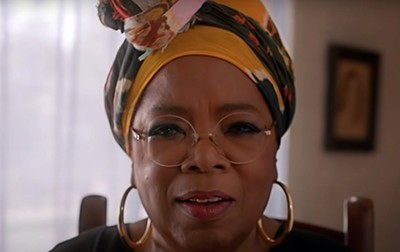 In Kamilah Forbes' adaptation of Ta-Nehisi Coates' Between the World and Me, a host of actors, like Oprah Winfrey (above), bring the script to life.