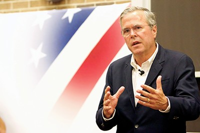 Jeb Bush - RICHARD KOELE | DREAMSTIME.COM
