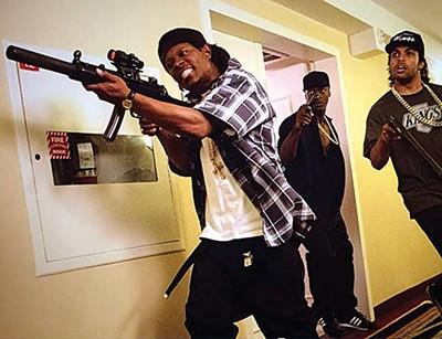 N.W.A in a post-Ferguson America