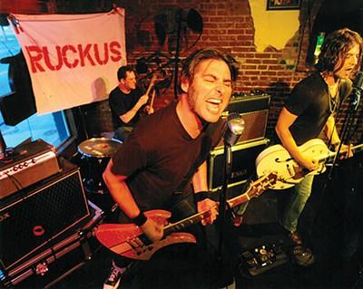 Eldorado and the Ruckus