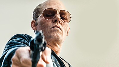 Black Mass marks a return to serious acting for Johnny Depp.