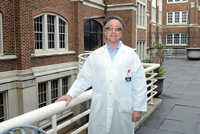 Dr. Alex Dopico - UNIVERSITY OF TENNESSEE HEALTH SCIENCE CENTER