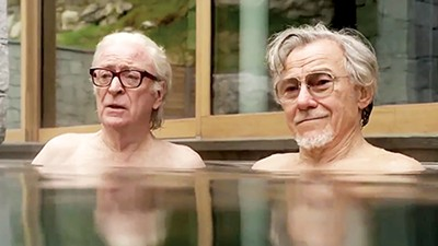 Harvey Keitel, and Michael Caine in Youth
