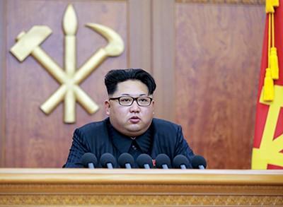 North Korean leader Kim Jong-un - REUTERS | KYODO