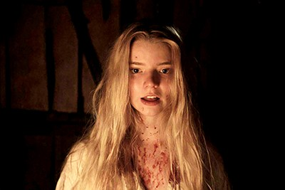 Anya Taylor-Joy as accused witch Thomasin
