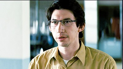 "Adam Driver hunts that sci-fi ""sense of wonder"" in Jeff Nichols' Midnight Special."