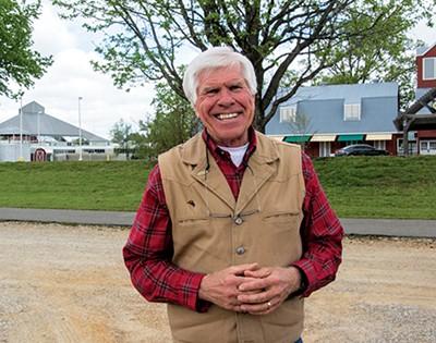 Agricenter President John Charles Wilson - LAURA JEAN HOCKING