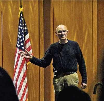 Carville at Nashville - NANCY CHASE