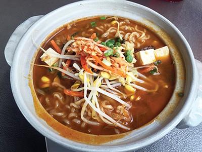 Crazy Noodle