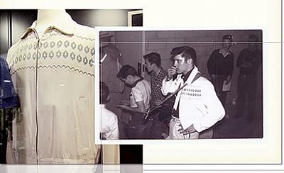 Elvis' jacket