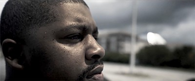 "Ricky D. Smith in director Kevin Brooks' street drama ""Marcus"""
