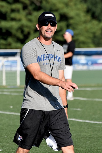 Mike Norvell promises fast-playing Tigers this season.