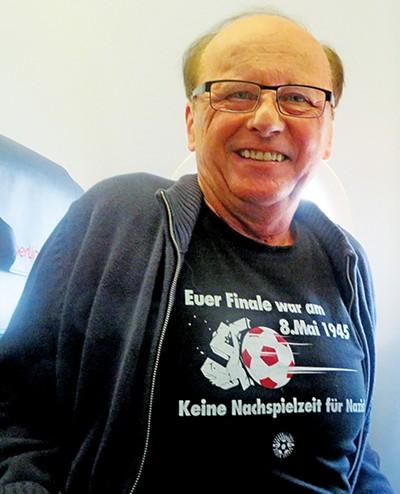 Helmut Cohen of Berlin - JACKSON BAKER