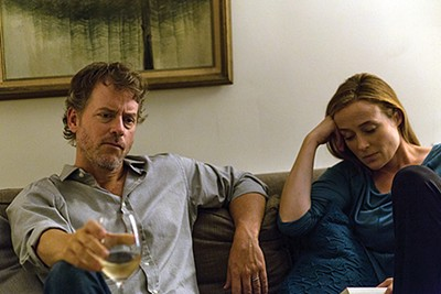 Greg Kinnear (left) and Talia Balsam deliver acting gold in Ira Sachs' Little Men.