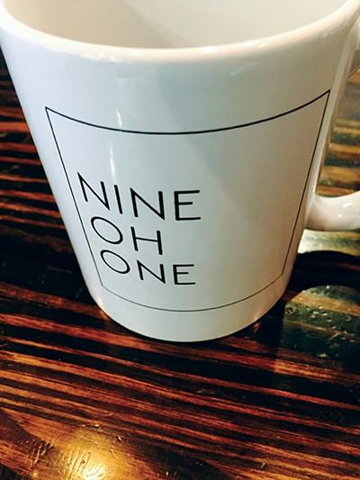 387 Pantry coffee mug - SUSAN ELLIS