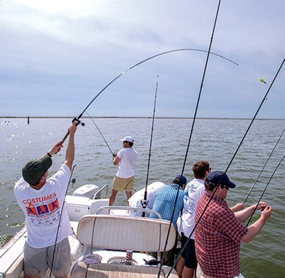 Susan Schadt's Reel Masters is a catch for cooks and sportsmen alike. - SUSAN SCHADT PRESS