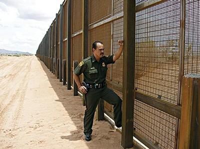 Trump would tighten the border.