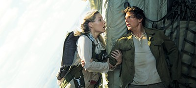 Annabelle Wallis and Tom Cruise fear for their careers in the new Universal reboot of The Mummy.
