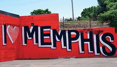 I love Memphis, but does Memphis love me?