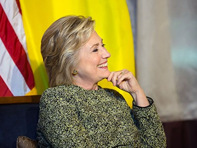 Hillary Clinton - © PALINCHAK | DREAMSTIME
